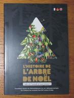 Livre L'Histoire De L'arbre De Noël 16me Siècle à Nos Jours En Français-Allemand-Anglais Off. Culture Sélestat - Historia