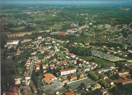 SAINT MICHEL D'ENTRAIGUES VUE GENERALE AU CENTRE L'EGLISE TBE - Other Municipalities