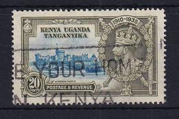K.U.T.: 1935   Silver Jubilee    SG124    20c      Used - Kenya, Uganda & Tanganyika