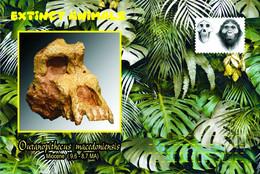 Vignettes De Fantaisie, Extinct Animals : Hominoidea (2), Ouranopithecus Macedoniensis - Fantasy Labels