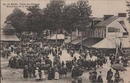 Le MANS Foire Aux Oignons Boulevard D E La République - Other Municipalities