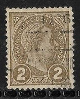 Luxembourg  1906  Prifix Nr. 28C - Precancels