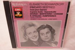 "CD ""Elisabeth Schwarzkopf / Irmgard Seefried"" Soprano Duets / Sopranduette - Opere"