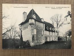 CHAMPAGNE MOUTON Chateau De Juyers - Altri Comuni