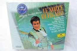 "3 CDs ""Wolfgang Amadeus Mozart"" Le Nozze Di Figaro, Karl Böhm (noch Original Eingeschweißt) - Opere"