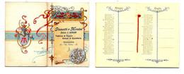 Calendrier 1898 - Gianotti & Menini / Produits Pour Chancellerie - Greffe Tribunaux - Formato Piccolo : ...-1900