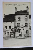 Luxeuil Les Bains - Maison Du XVè Sciècle De La Place Saint Pierre - Luxeuil Les Bains