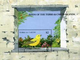 1990 TURKS E CAICOS BF 84 MNH ** - Turks- En Caicoseilanden