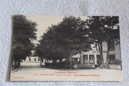 Vaucouleurs, Avenue De La Gare, Café Restaurant Drouet, Meuse 55 - Other Municipalities