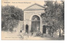 Toulon - Porte De L'arsenal - Toulon