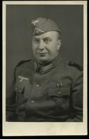 WW II DR Militär Postkarte AK Soldat In Uniform: Ungebraucht. - Covers & Documents