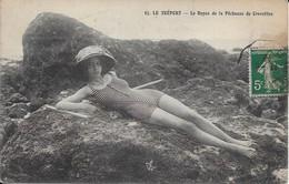 Le Repos De La Pêcheuse De Crevettes - Le Treport