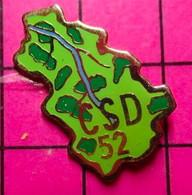 521 Pin's Pins / Beau Et Rare / THEME : ADMINISTRATIONS / CSD 52 - Amministrazioni