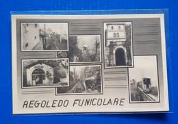 REGOLEDO - FUNICULARE. - Lecco