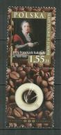 POLAND MNH ** 4186 JERZU FRANCISZEK KULCZYCKI. AROME CAFE - Ongebruikt