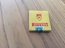 Pochette D'allumettes ITALIE «PIRELLI» (pneu) - Matchboxes