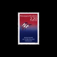 Timbre D'Andorre Français N° 376 Neuf ** - Nuevos