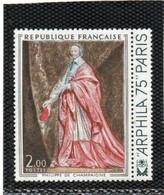 FRANCE    1967  Y.T. N° 1518  NEUF** - Unused Stamps