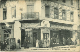 07*Ardèche* - Aubenas - Maison Jouanny - Au Bon Marché - Aubenas Illustré - Aubenas