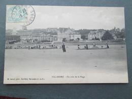 VAL ANDRE  Un Coin De La Plage 1906 - Altri Comuni