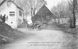 Rochefort-Montagne        63        Circuit D'Auvergne   Coupe Gordon-Bennett   1er Tournant N°9   (voir Scan) - Otros Municipios