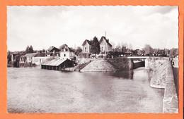 X56134 ⭐ PONTIVY 56-Morbihan Jonction Canal NANTES-BREST  Et Du BLAVET 1961 à MANENS Clichy Photo-Bromure GABY 18 - Pontivy