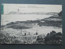 VAL ANDRE   Grève Du Pissot Et Plage 1910 - Altri Comuni