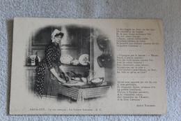 Cpa 1925, Bar Le Duc, La Vie Rustique, La Galette Lorraine, Meuse 55 - Bar Le Duc