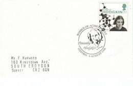 Dorothy Crowfoot Hodgkin Britische Biochemikerin. Erforscht Struktur Des Vitamins B12 -> Nobelpreis 1964 - Oxford 1996 - Medicina