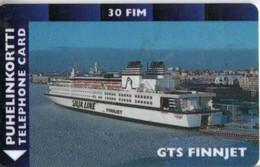 Finland Phonecard Turku D302d - Finlandia