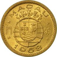Monnaie, Macau, 10 Avos, 1968, TTB, Nickel-brass, KM:2a - Macau