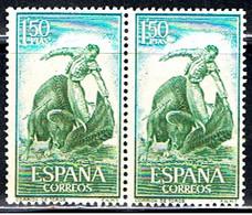 8ESPAGNE 397 // YVERT 952X2 // EDIFIL 1263 // 1960 - 1951-60 Nuevos & Fijasellos