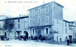 BANON = Hotel Creste       2412 - Other Municipalities