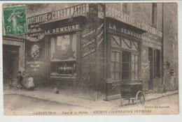 Vaucluse CARPENTRAS  Société Coopérative Ouvrière Place De La Mairie - Carpentras
