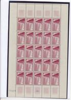 EC-176: FRANCE: Lot Avec Feuille N°925** - Full Sheets