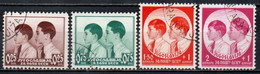 YOUGOSLAVIE 1937 O - Oblitérés