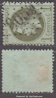 GC 6050 (Villeneuve-lès-Béziers, Hérault (33)), Cote +45€ - 1849-1876: Periodo Classico