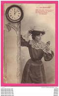 CPA  (Réf : (PA181) La Midinette (beau Chapeau)  Bergeret - Donne