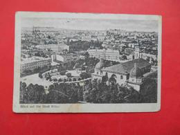 Vilna Vilnius 1925 General View. Postcard - Litouwen
