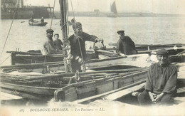 62 - BOULOGNE SUR MER----Les Passeurs----animé - Boulogne Sur Mer