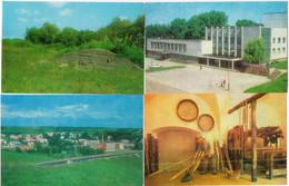 Lithuania Lietuva USSR 1987 Kretinga, Set Of 17 Cards - Litouwen