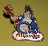 PIN DE FILIPINOS - Alimentazione