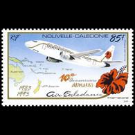 Poste Aérienne De Nouvelle-Calédonie N° 305 - Neufs