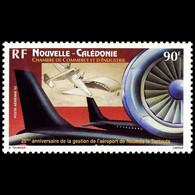 Poste Aérienne De Nouvelle-Calédonie N° 308 - Neufs