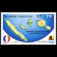 Poste Aérienne De Nouvelle-Calédonie N° 312 - Neufs