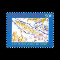 Poste Aérienne De Nouvelle-Calédonie N° 327 - Neufs