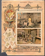 Connaissances Utiles Et Leçons De Choses - Un Haut Fourneau & Le Chaudronnier - Omslagen Van Boeken