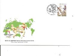 Martiaux - Taekwando ( FDC De Corée Du Sud De 2000 à Voir) - Autres