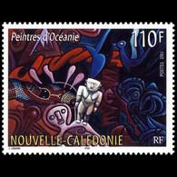 Timbre De Nouvelle-Calédonie N° 846 - Neufs