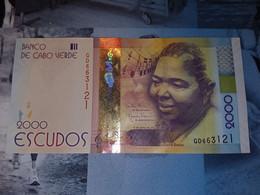 CAPE VERDE 2000 Escudos - 2014 (GD663121)- P74, UNC - Cape Verde